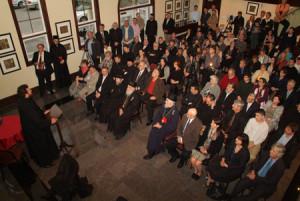 Патријарх у Канади април 2012 5