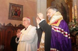 Бискупи Узанић и Дурић јануар 2013