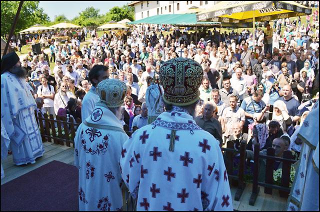 Владика Артемије - Црквено народни Сабор