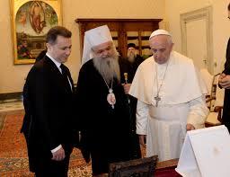 Папа и Македонци