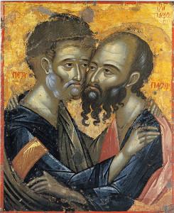 Свети Првоврховни Апостоли Петар и Павле