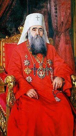 Свештеномученик Варнава Патријарх српски