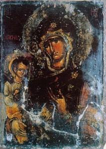 Пресвета Богородица Чајничка без окова