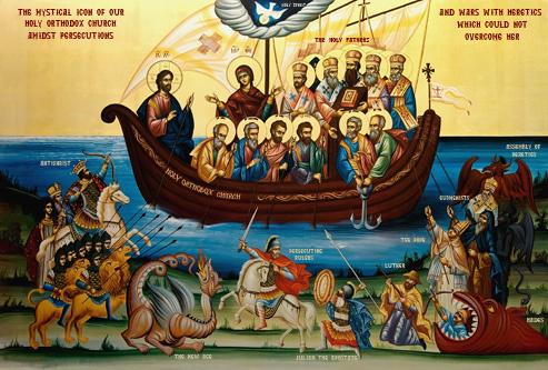 Orthodox Church and Her enemies