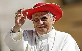 Папа Бенедикт 16 -2
