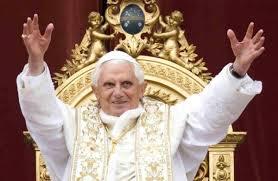 Папа Бенедикт 16 -4