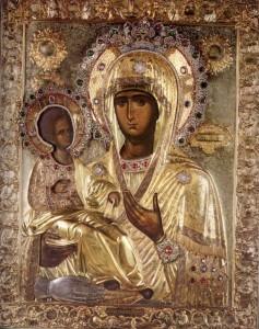 Presveta Bogorodica Trojerucica
