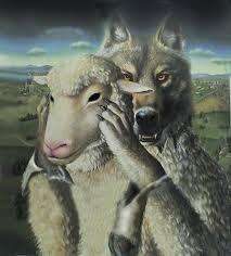 Вук Томић пастир-лажни разграби овце и распуди стадо