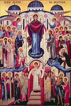 Покров Пресвете Богородице 3