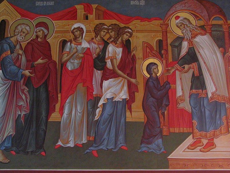 Ваведење Пресвете Богородице 2