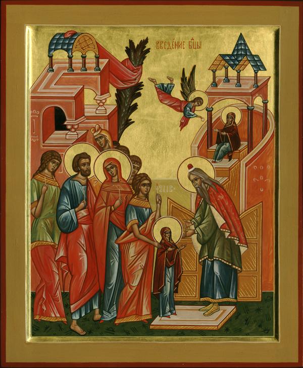 Ваведење Пресвете Богородице 3