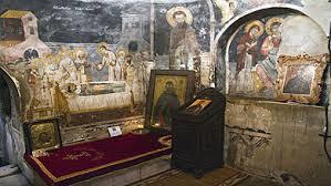 Свети Наум гроб