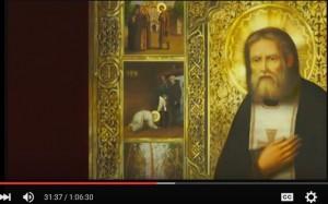 Свети Серафим - филм Серафима
