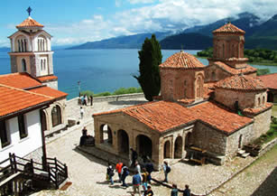 Св Наум манастир Охрид